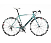 Bianchi Via Nirone Alu Xenon celeste/schwarz/weiss